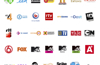 Televisie zenders Canal Digital